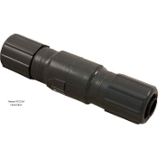 "Check Valve(1/2"")Tube X Tube, Lg.Size,Rainbow/ Pentair(R172324)"