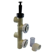 "Backwash Valve, Slide Valve (Sand/D.E.)Slip, 2"", Pentair(263064)"