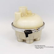 "6 port Top Feed 1-1/2"" T-Valve w/out Quickstop, A & A (522773)"
