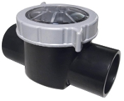 "Check Valve (2"" x 1-1/2"", 2 way, S x S) Custom Molded (25830-150"