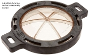 Leaf Vac Lid Assembly-Locking ring,lid, O-ring, A&A (540189)