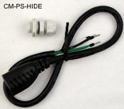 Power Supply Hide Kit, SmarterSpa/ ChlorMaker/ MegaChlor(PS-HIDE