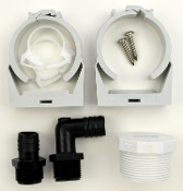 SmarterSpa In-Line Mounting Kit-Controlomatic * Optional