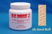 E-Z patch 2 (3 lb) sand buff- Cool deck repair (EZP-011)